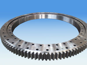 Single Row Cross Roller Slewing Bearing